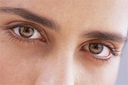 Контакт глазами