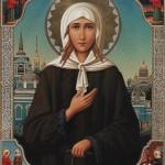 Святая блаженная Ксения Петербургская (Ксения Григорьевна Петрова) — русская православная святая, Христа ради юродивая